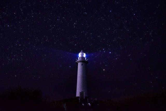 爪木崎灯台